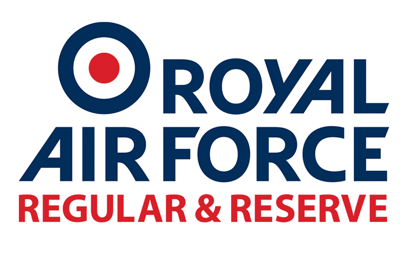 UKSMA gold partner the Royal Air Force