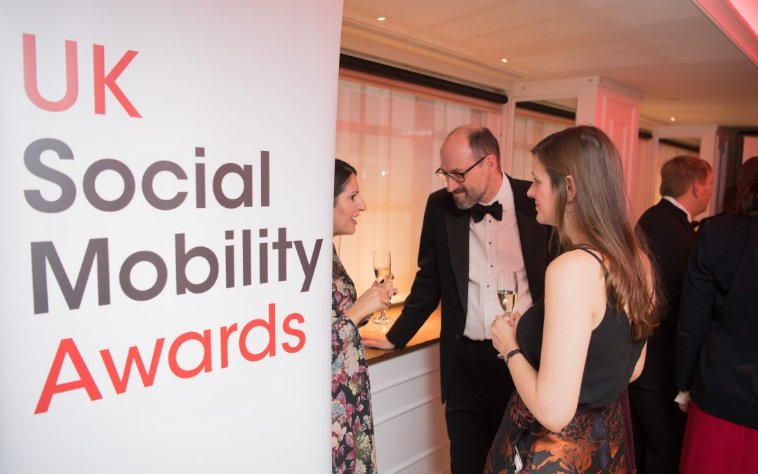 The UK Social Mobility Awards 2018 – thoughts from the 2017 winners
